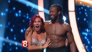 Dancing with the Stars Athletes Recap: Adam Rippon, Tonya Harding a...
