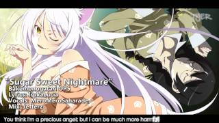 "[TYER] English Bakemonogatari OP5 - ""Sugar Sweet Nightmare"" [Ft.Mero]"