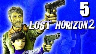 Lost Horizon 2 Walkthrough ENGLISH - Part 5 Forest Maze, Bunker System, Power Generator