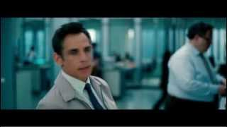 The Secret Life Of Walter Mitty | Official Trailer #1 HD | 2013