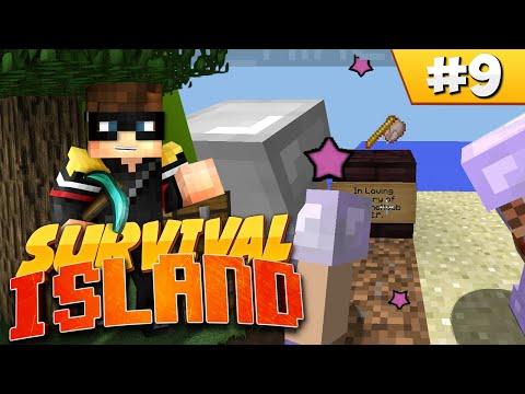 Minecraft Survival Island (Ultra Hardcore): EP9 - Will It Work?