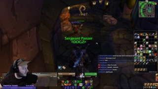 Classic WoW: 55+ Warrior leveling - Leveling and chillin with Milksteaklol
