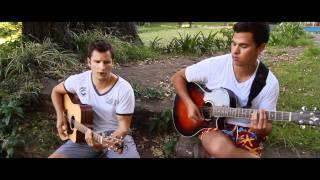 Luis Fernandez (feat Chuck Garcia) - Serenatas con un Reggae (Guitarra Acustico)