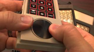 Classic Game Room - INTELLIVISION II CONTROLLER review