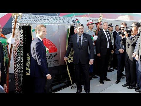 المغرب يدشن أول قطار فائق السرعة في أفريقيا يربط بين طنجة والدار البيضاء…  - نشر قبل 2 ساعة