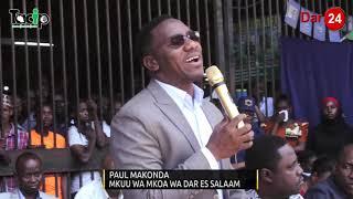 Makonda aagiza kukamatwa kwa vigogo waliohujumu Soko la Kariakoo