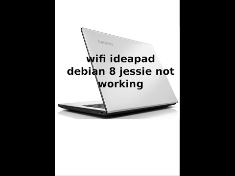 how to fix debian 9 does not detect wifi card
