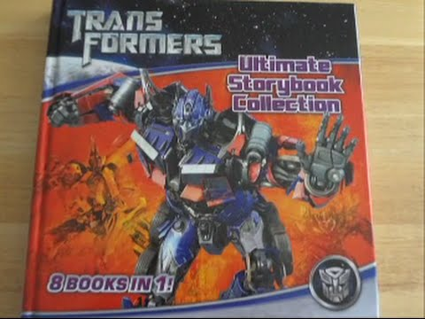 Ultimate Story Book Collection TRANSFORMERS