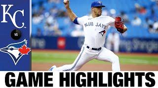 Royals vs. Blue Jays Game Highlights (8/1/21)