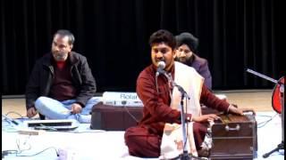 Dr  Jagtar  Koi Majboori nahin Live in Concert by Sunil Kumar Sajal