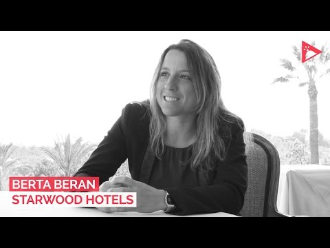 Entrevista a Berta Beran, Marketing Manager de Starwood Hotels Mallorca - Marketing y Turismo