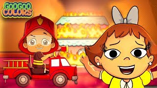 Gaga Baby Is A Firefighter! (Goo Goo Mom & Goo Goo Gaga Pretend Play Professions)