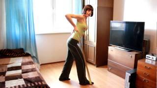 Упражнения для похудения рук с эластичной лентой.(Смотрите другие упражнения по укреплению рук на сайте http:\\www.furor-dance.ru., 2011-03-07T15:11:47.000Z)