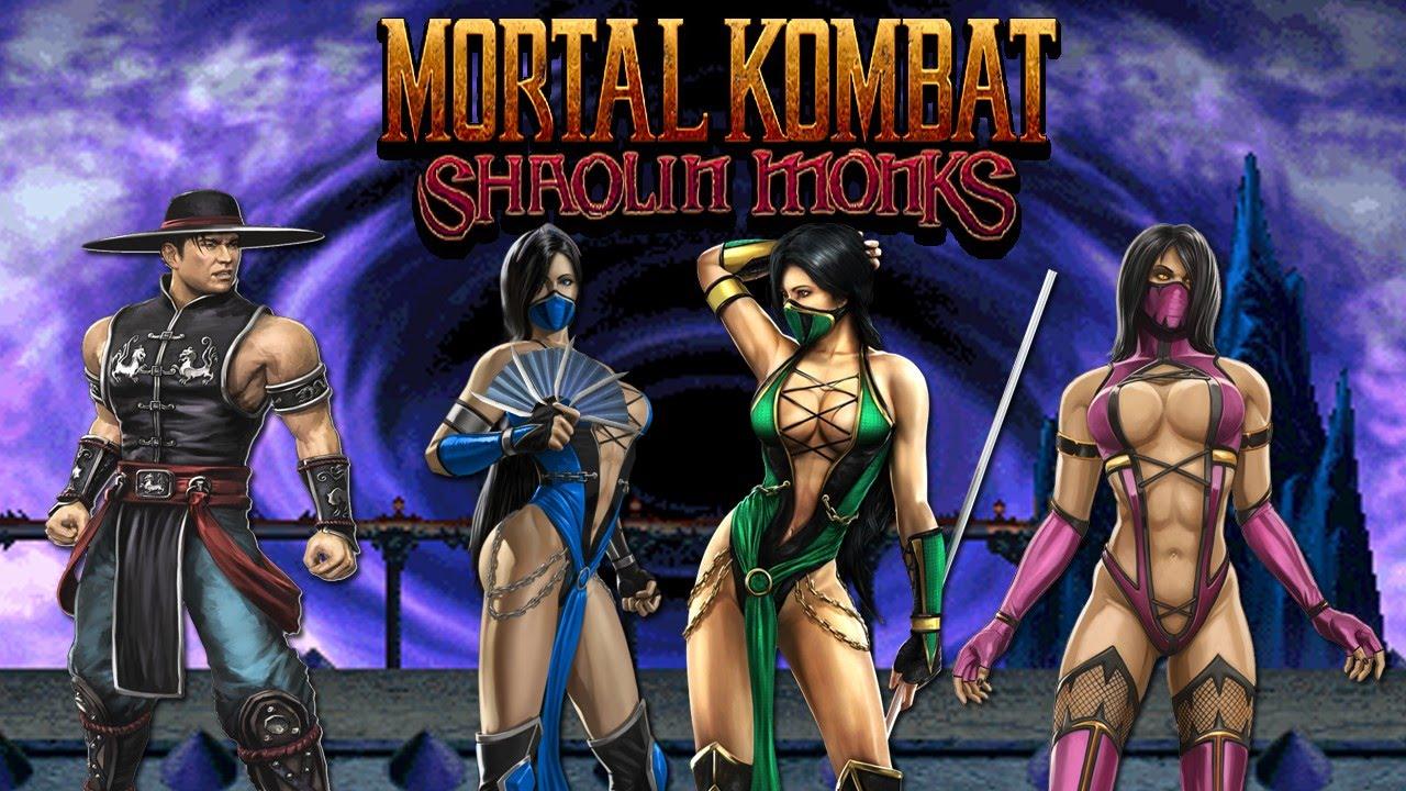 Mortal Kombat Jade Kitana