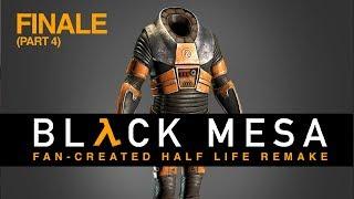 Half-Life BLACK MESA // Half Life Remake // Improved Graphics  // Live Stream Gameplay PART 4 FINALE