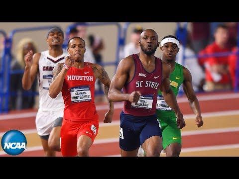 Men's 400m – 2019 NCAA Indoor Track and Field