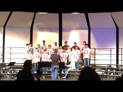 Little Book - Men Choir - Grapevine Middle School
