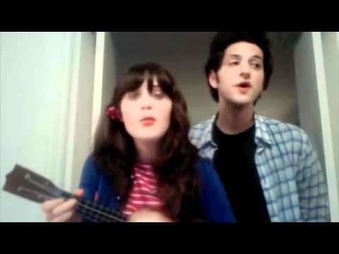 VCK | Zooey Deschanel & Ben Schwartz | Tonight You Belong to Me