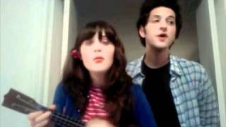 Zooey Deschanel & Ben Schwartz- Tonight You Belong to Me