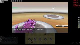Pokemon MMO (avec Ayanador, Angiko et Azarator)