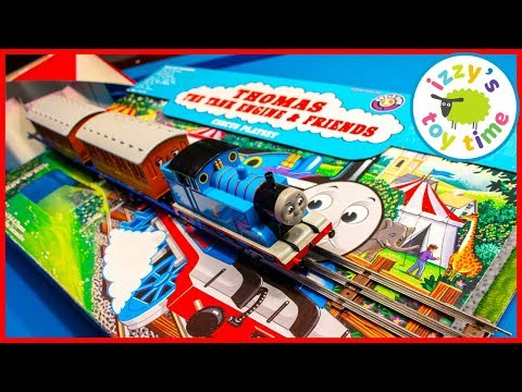Modelling Railway Train Scenery -Superb SUPER RARE Thomas and Friends Lionel Train Set! Fun Toy Trains for Kids!
