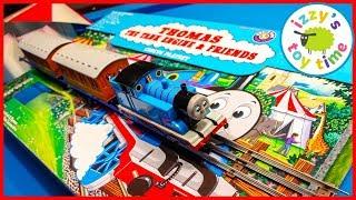 SUPER RARE Thomas and Friends Lionel Train Set! Fun Toy Trains !