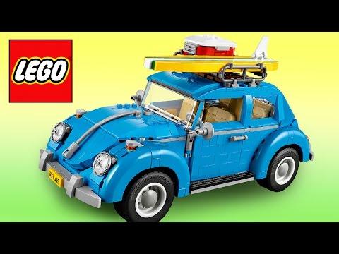 LEGO VOLKSWAGEN BEETLE 2016 CREATOR SET 10252