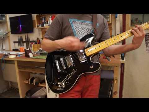 crazy custom wiring job for fender starcaster, series Fender Strat Diagram