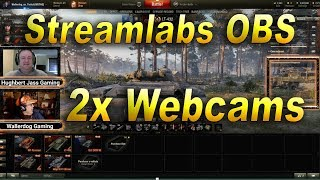 Streamlabs OBS How to Record Separate Webcams and Gameplay layers   OBS Guide 2018