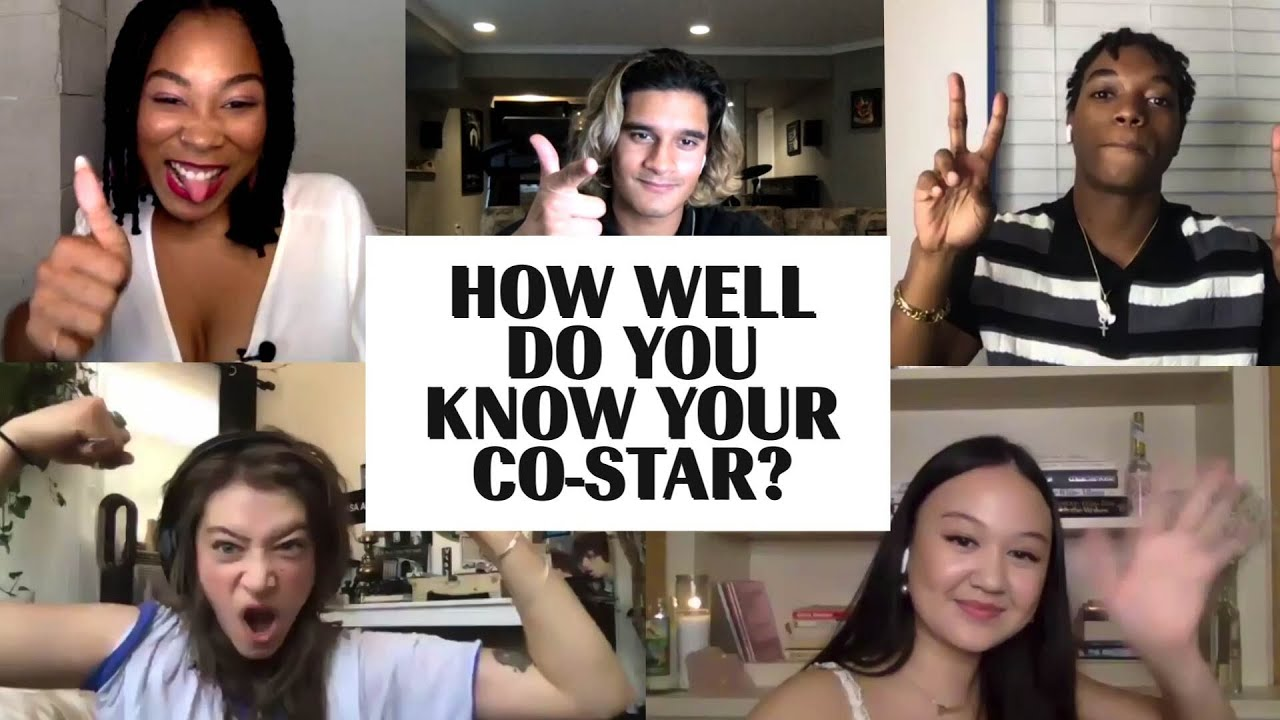 The Cast of 'Grand Army' Plays 'How Well Do You Know Your Co-Star?' | Marie Claire