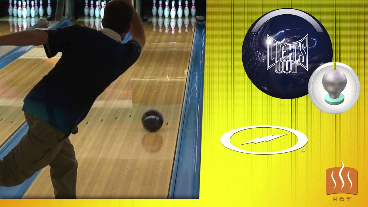 Nice Storm Lights Out Bowling Ball By Scott Widmer, BuddiesProShop.com   YouTube Images
