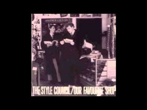 Style Council interview 1985 - Paul Weller & Mick Talbot