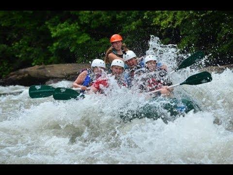 Ocoee River Whitewater Rafting With High Country Adventures Ocoee, TN