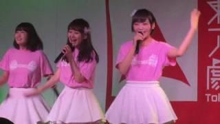 2017.07.01 東京アイドル劇場 いちごみるく色に染まりたい。 曲:『動物...