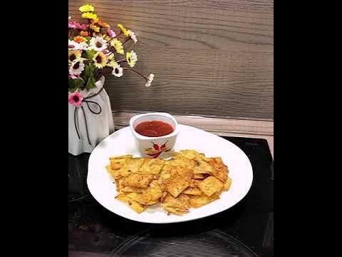 Нереально вкусные чипсы без вреда для здоровья. 😋 чипсы из лаваша. Детки попросят добавки
