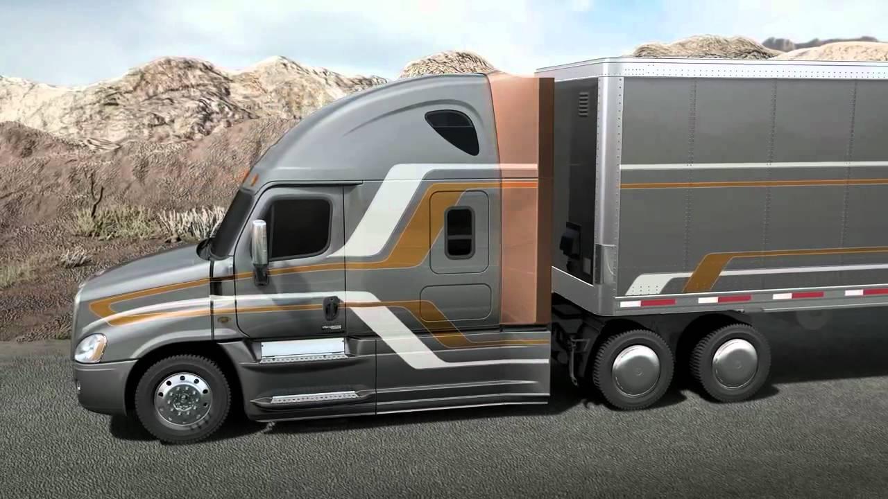 Freightliner Cascadia Evolution Overview