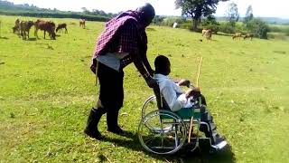 Wheelchair Received! Thanks!!!