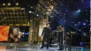 Tom Jones (2000) - Sex Machine (w. D'angelo) (VH1's Men Strike Back, april 11)