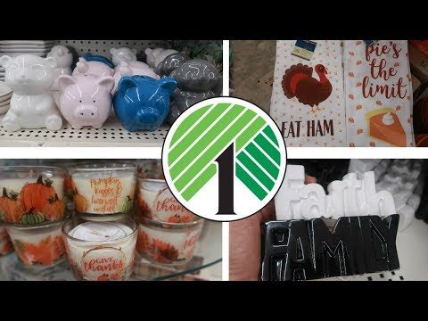DOLLAR TREE * NEW FINDS!!! COME WITH ME  9-3-19