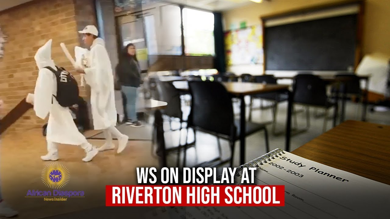 Students Disciplined After Walking Into School Wearing Klan Style Robes