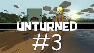Unturned - Bölüm 3 - Katana Keyf