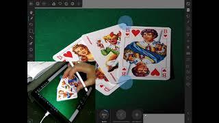 Affinity Photo iPad: Eine Fläche umfärben