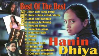 Hanin Dhiya Best Of The Best  Full Album Lagu Terbaru 2017