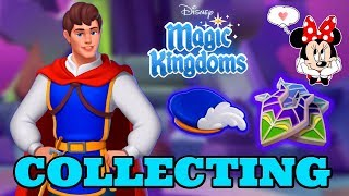SNOW WHITE'S PRINCE CHARMING PROGRESS! TOWER CHALLENGE Disney Magic Kingdoms | Gameplay Ep.506