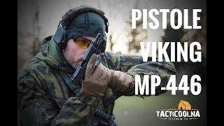Ruská pistole VIKING MP446