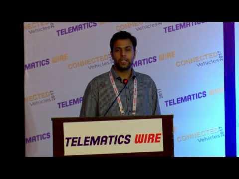 Ritukar Vijay, Tech & Strategy leader, The Hi-Tech Robotic Systemz -Connected Vehicles 2017, Chennai