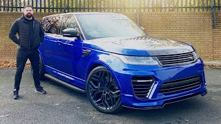 URBAN SVR Perfect all-rounder?!