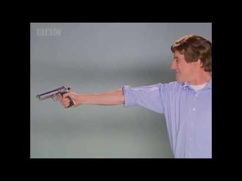 Kitchen Gun shoots down Paper Planes