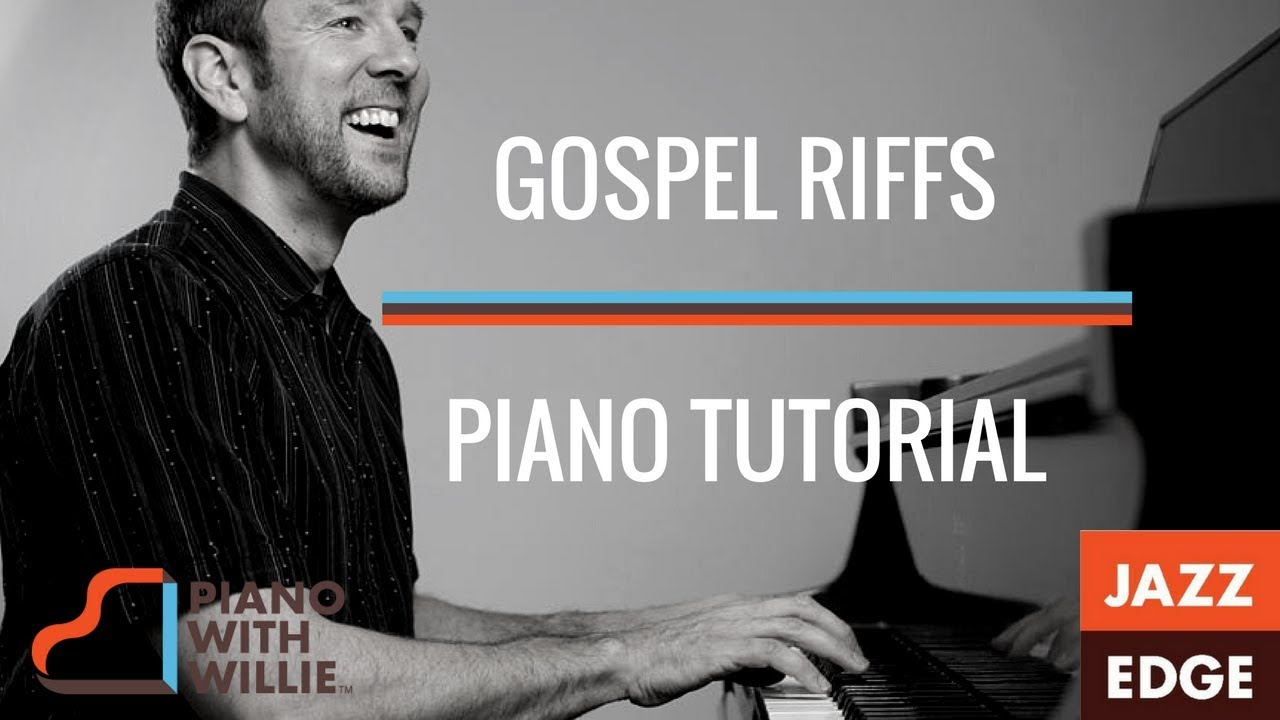 Learn to play gospel piano riffs piano tutorial by jazzedge learn to play gospel piano riffs piano tutorial by jazzedge hexwebz Image collections