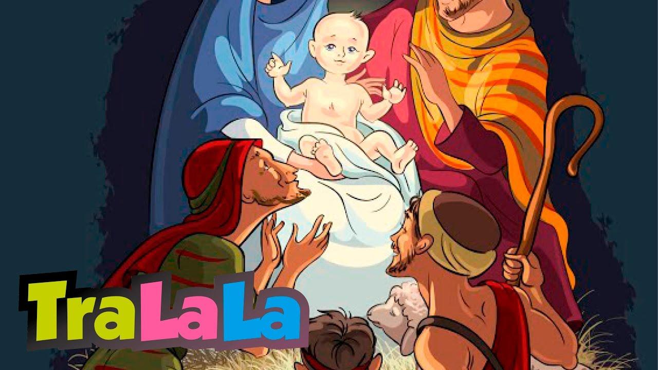 Trei păstori - Colinde de iarnă pentru copii | TraLaLa